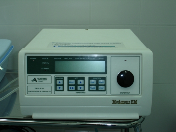 озонотерапия аппарат в общую